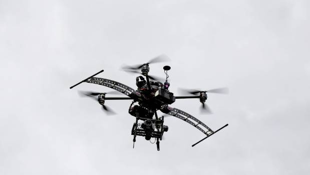 Drones can be useful in farming, but breaking the rules comes with costs.