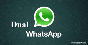 Dual Whatsapp