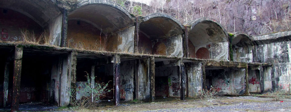Llanberis Bomb Storage