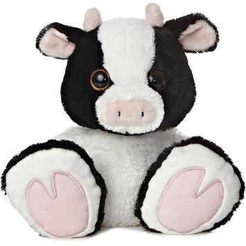 cute cow stuffed animal