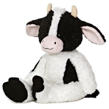 diary cow stuffed animal