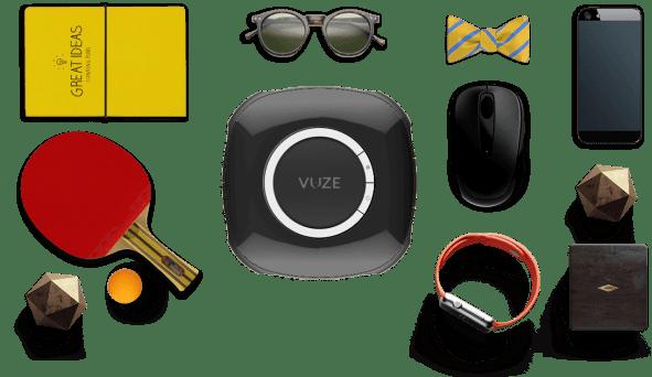 La Vuze en coloris noir