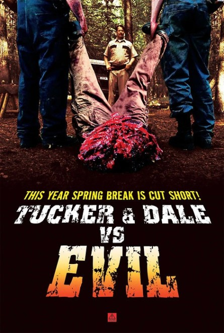 "You Should Know Better than to Vacation in the Woods – An SML Epic Movie Review of ""Tucker and Dale vs. Evil"""