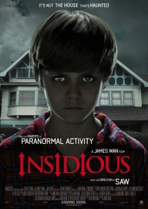 """Unfortunately, the Apple Doesn't Fall Far from the Tree: An SML Review of """"Insidious"""""""