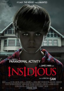 "Unfortunately, the Apple Doesn't Fall Far from the Tree: An SML Review of ""Insidious"""