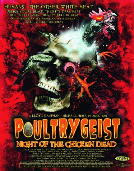 "DO NOT Watch this Film: An SML Anti-Review of ""Poultrygeist: Night of the Chicken Dead"""