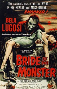 """Too Bad to Notice, Too Good to Miss: An SML Review of Ed Wood's """"Bride of the Monster"""""""