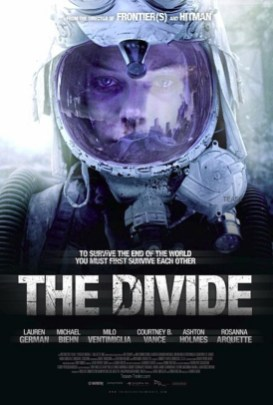 "Survival of the Maddest: the Master of Movies Reviews ""The Divide"""