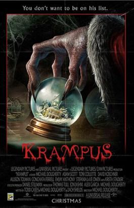 Krampus film poster