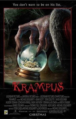 Krampus film poster
