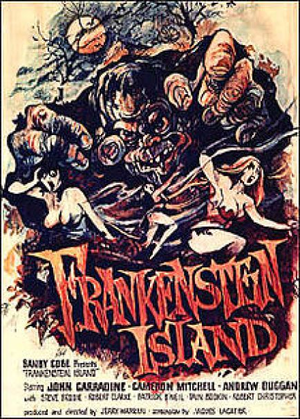 """Pass the Skull, Please: An SML Review of """"Frankenstein Island"""""""