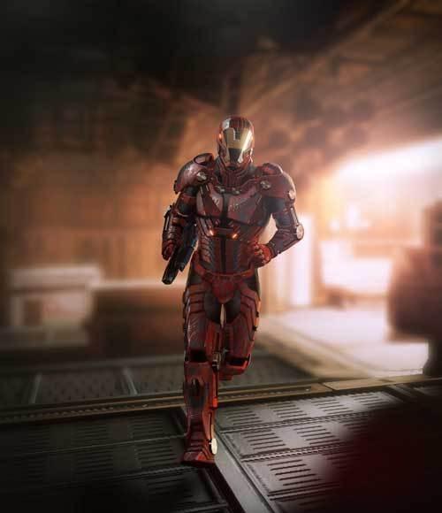 E3 2011 Mass Effect 3