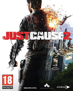 Just Cause 2 glitches