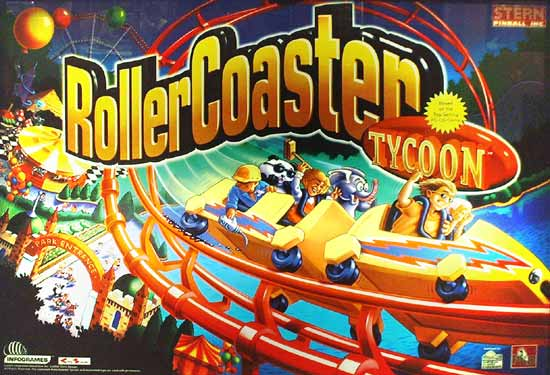 Rollercoaster Tycoon: The Movie – Gets a Story