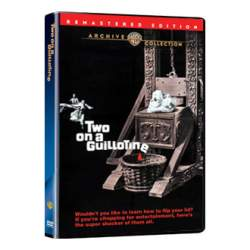 Two on a Guillotine – DVD Review