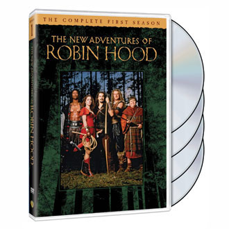 The New Adventures of Robin Hood: The Complete First Season – DVD Review