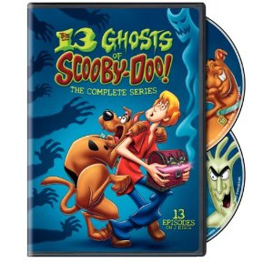 The 13 Ghosts of Scooby-Doo: The Complete Series – DVD Review