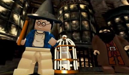 LEGO Harry Potter: Years 1-4 Behind-the-Scenes Video