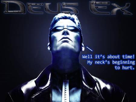 New Deus Ex 3 Trailer