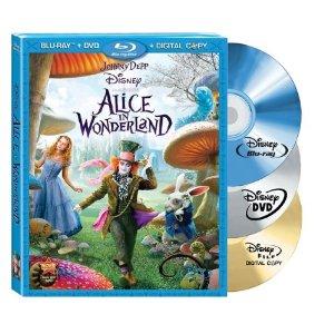 Disney's Alice in Wonderland – Blu-ray Combo Review
