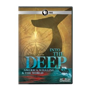 American Experience: Into the Deep: America, Whaling, and the World – DVD Review