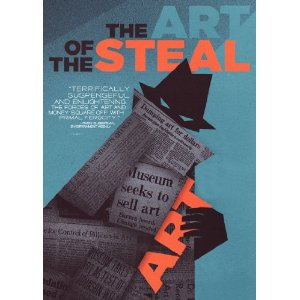 The Art of the Steal – DVD Review