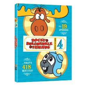 Rocky and Bullwinkle and Friends: Season 4 – DVD Review