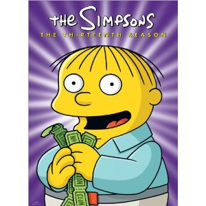 The Simpsons: The Thirteenth Season – DVD Review
