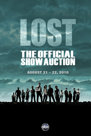 Profiles in History: The LOST Auction Preview – My Experience
