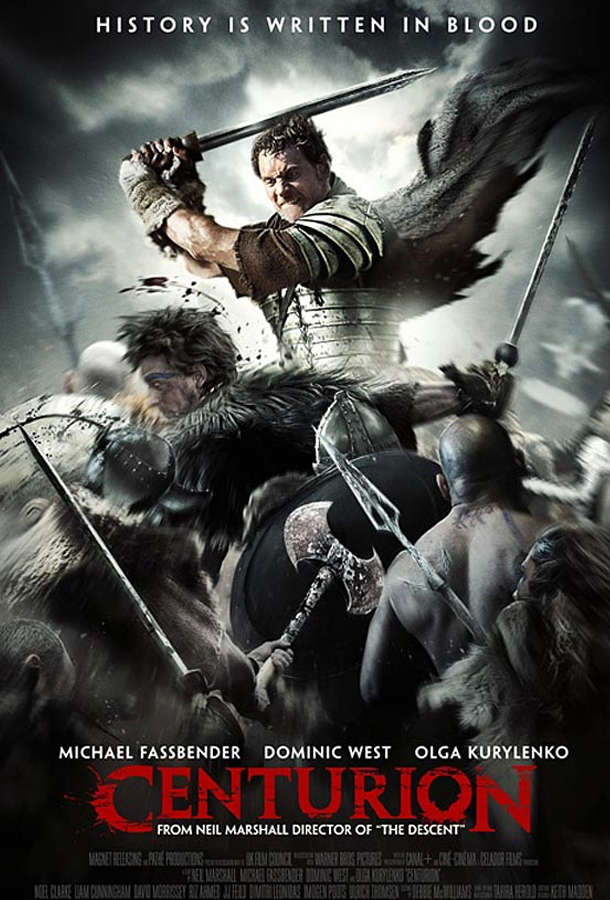 Centurion – Movie Review