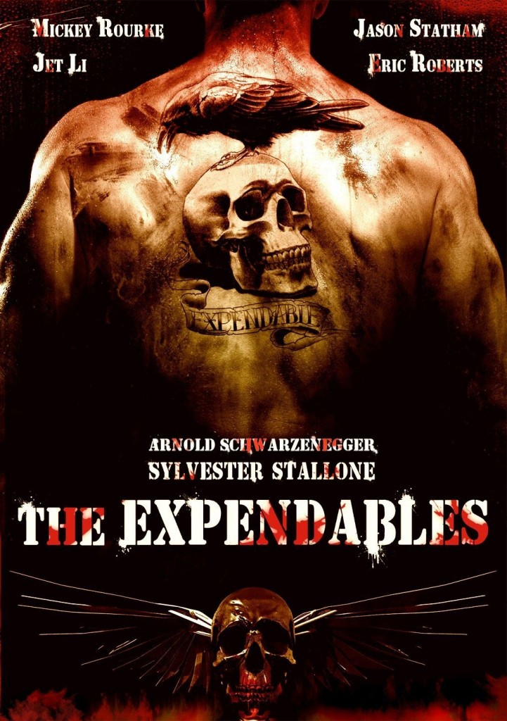 The Expendables Giveaway