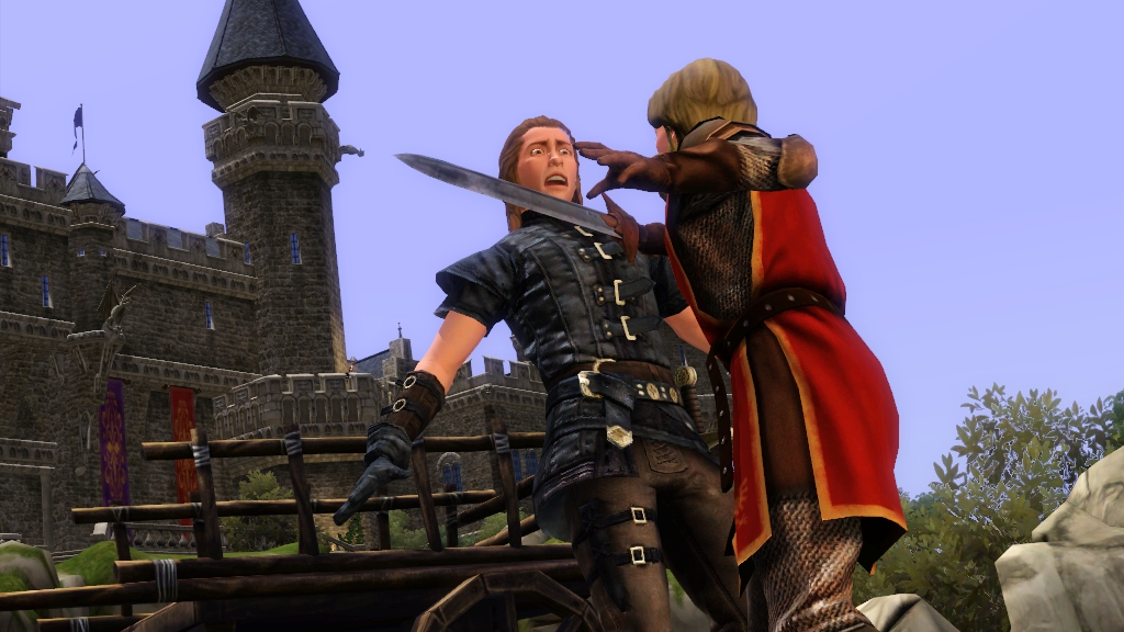 EA Takes The Sims To The Middle Ages