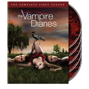 The Vampire Diaries: The Complete First Season – DVD Review