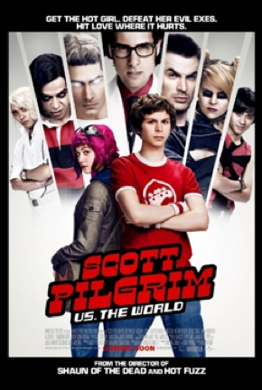 Scott Pilgrim vs. The World – Movie Review