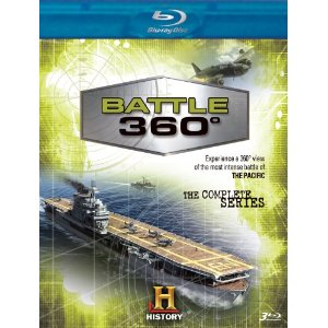 Battle 360: The Complete Series/ Patton 360: The Complete First Season – Blu-ray Reviews