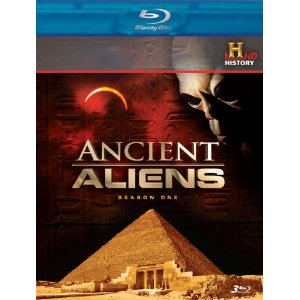 Ancient Aliens: Season One – Blu-ray Review
