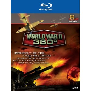 World War II 360 – Blu-ray Review