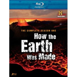 How the Earth Was Made: The Complete Season One – Blu-ray Review