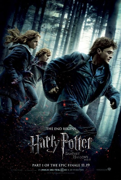 Harry Potter and the Deathly Hallows, Part One – Movie Review