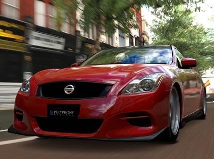 Gran Turismo 5 is Go