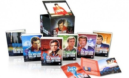 The Six Million Dollar Man: The Complete Collection – DVD Box Set Review
