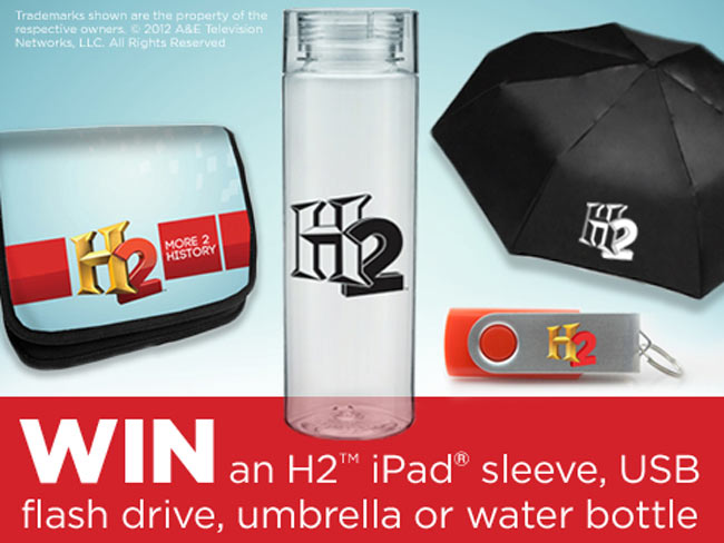 H2 Swag Giveaway