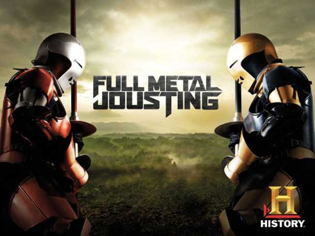 Sponsored Video: The History Channel presents Full Metal Jousting
