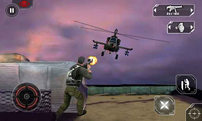 Tom Clancy's Splinter Cell Conviction Mobile