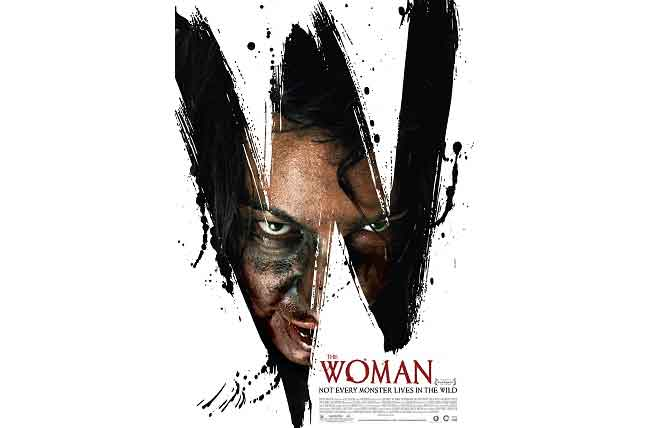 The Woman DVD Review
