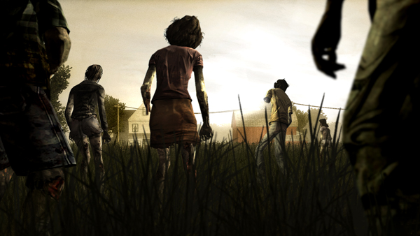 "Telltale Games Offers Look At Upcoming ""The Walking Dead"" Game"