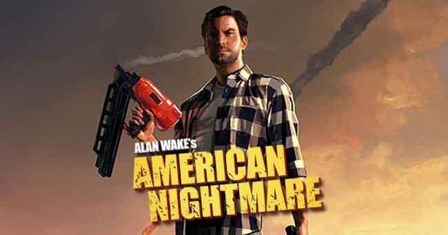Alan Wake's American Nightmare Review