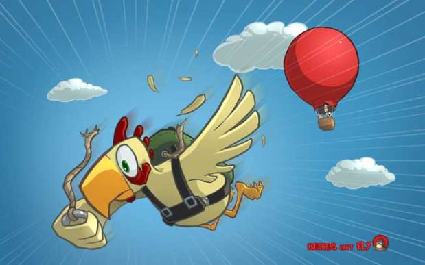 Chickens Can't Fly Mobile Review