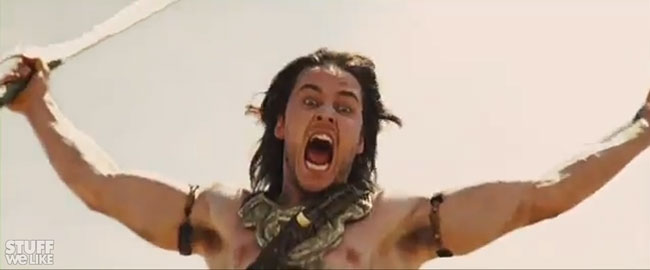 4 Minute Sneak Peek of John Carter