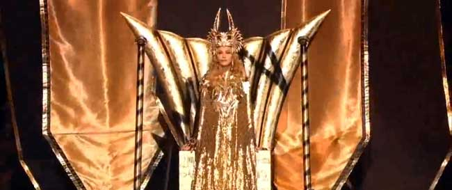 Madonna Super Bowl XLVI Half Time Show